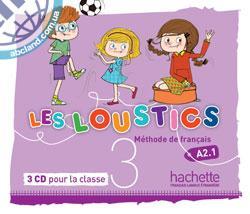 Les Loustics! 3 - CD Classe