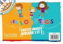 Les Loustics : Niveau 1 & 2 Cartes images en couleurs (x200)