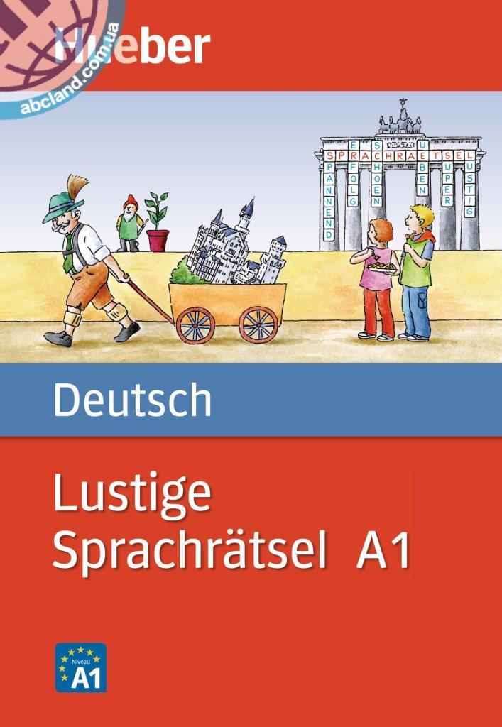Lustige Sprachrätsel Deutsch A1