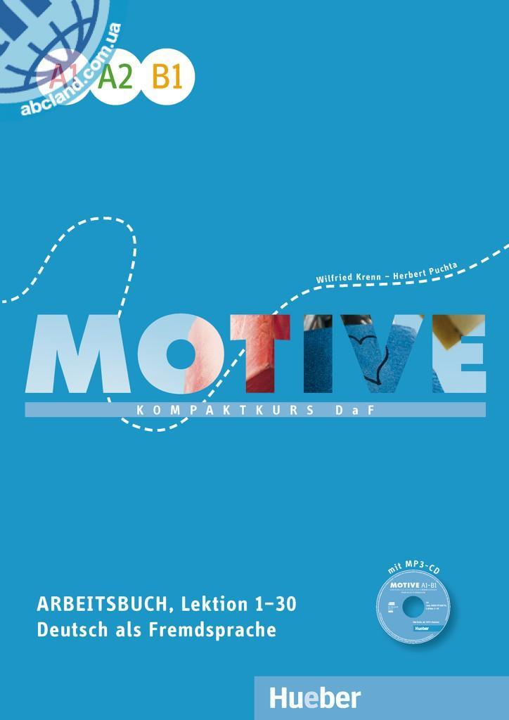 Motive A1–B1 Arbeitsbuch