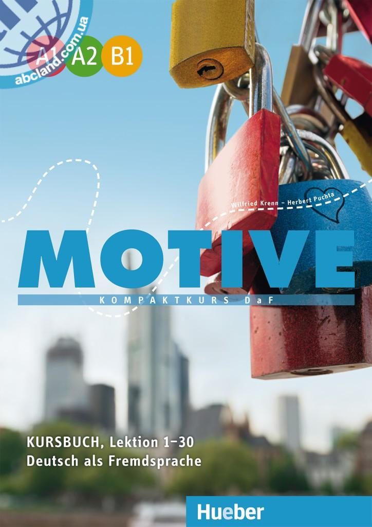 Motive A1–B1 Kursbuch