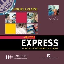Objectif Express : Niveau 1 CD audio (x2)