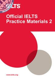 Official IELTS Practice Materials 2 + DVD