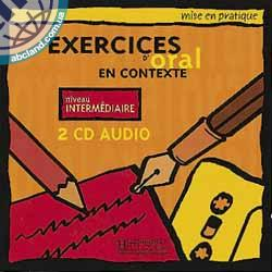 Oral - Interme'diaire CD audio (x2)