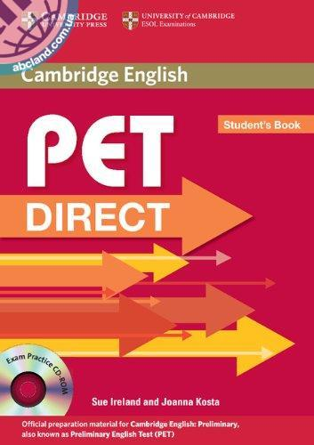PET Direct SB + CD-ROM