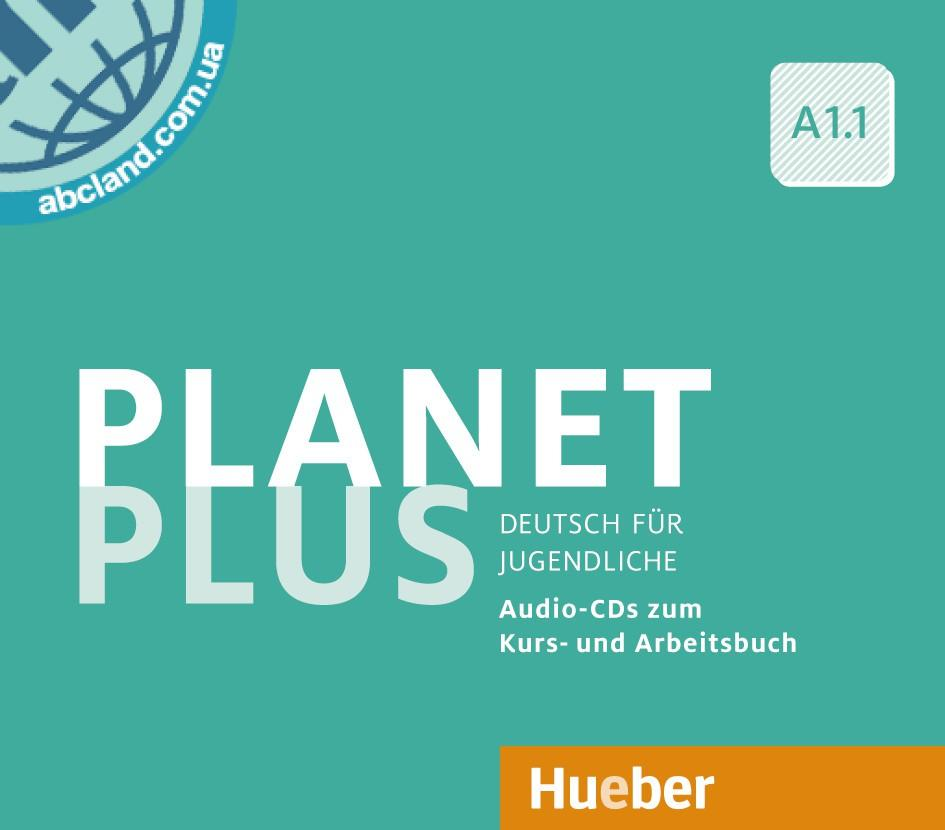 Planet Plus A1/1. 2 Audio-CDs zum Kursbuch