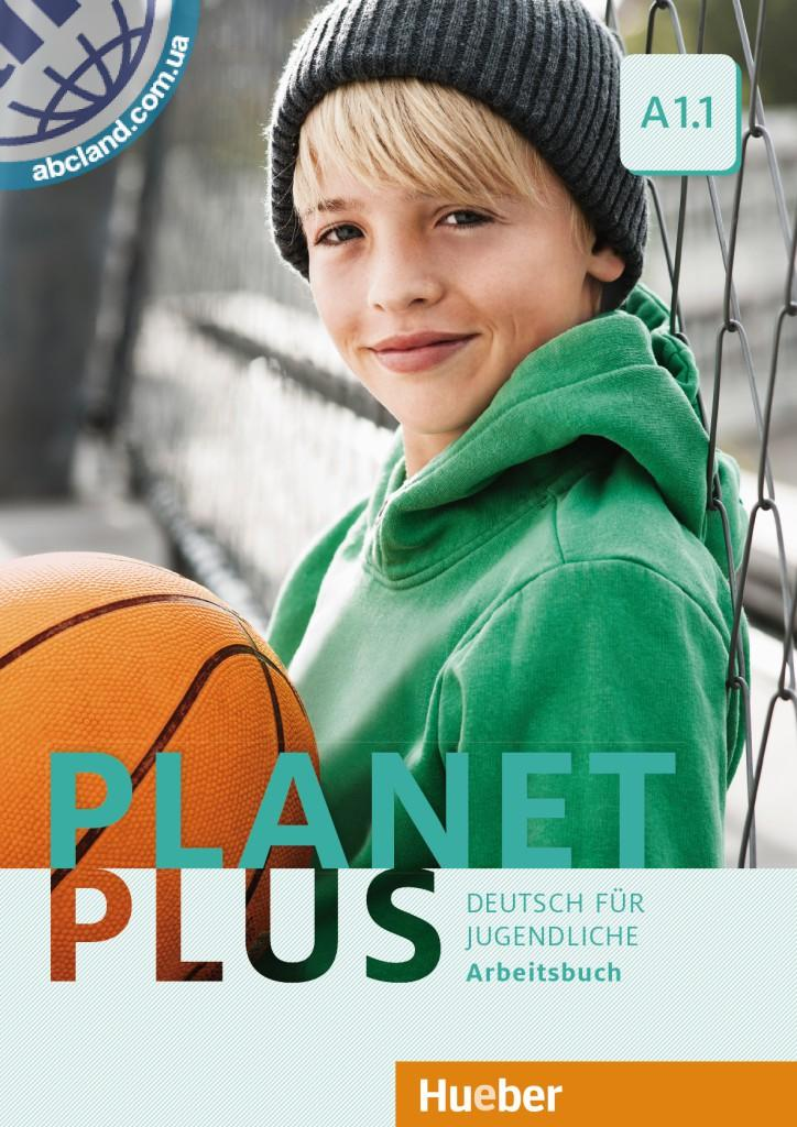 Planet Plus A1/1. Arbeitsbuch