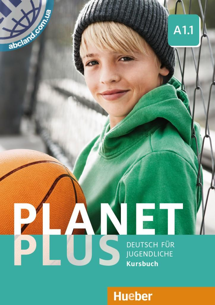 Planet Plus A1/1. Kursbuch