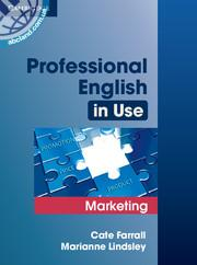 Professional English in Use Marketing + key