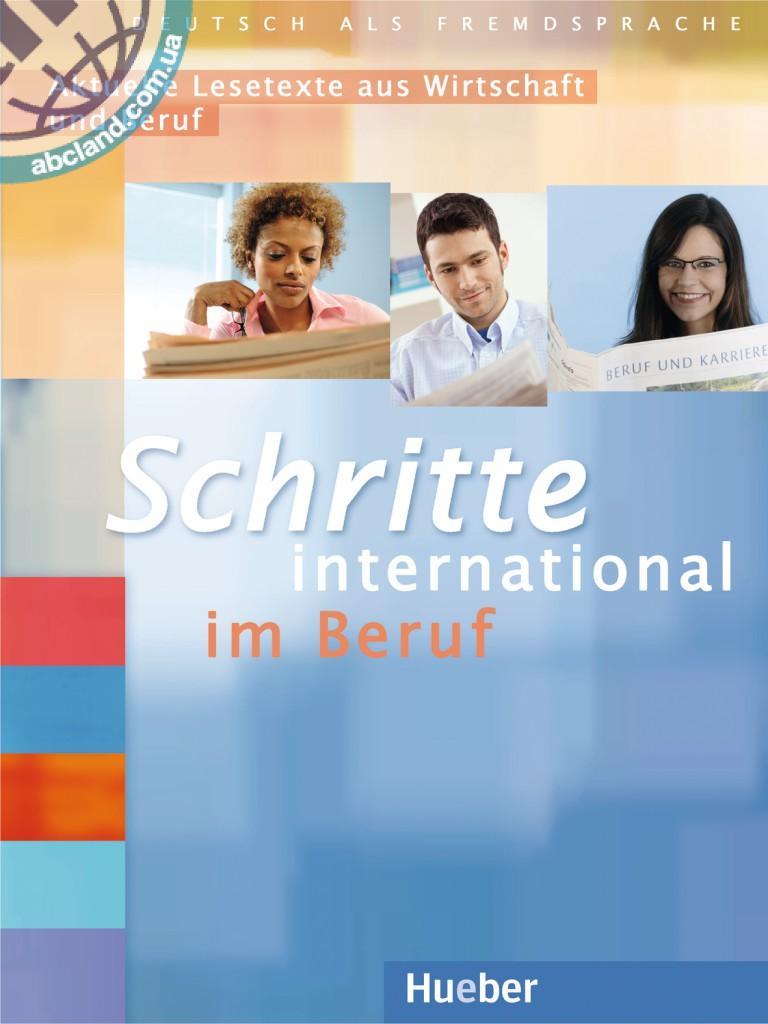Schritte international im Beruf 2-6 Übungsbuch. Aktuelle Lesetexte aus Wirtschaft und Beruf
