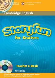 Storyfun for Starters TB + Audio CDs