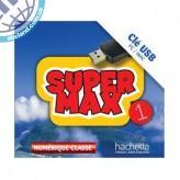 Super Max : Niveau 1 Manuel nume'rique