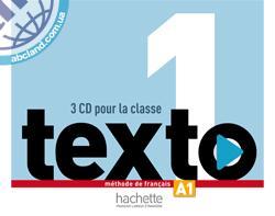 Texto : Niveau 1 CD audio classe  (x2)
