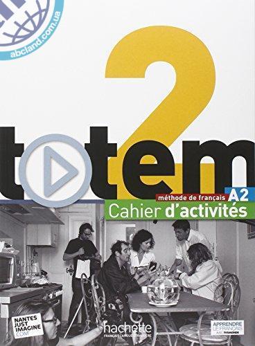 Totem : Niveau 2 Cahier d'activites + CD