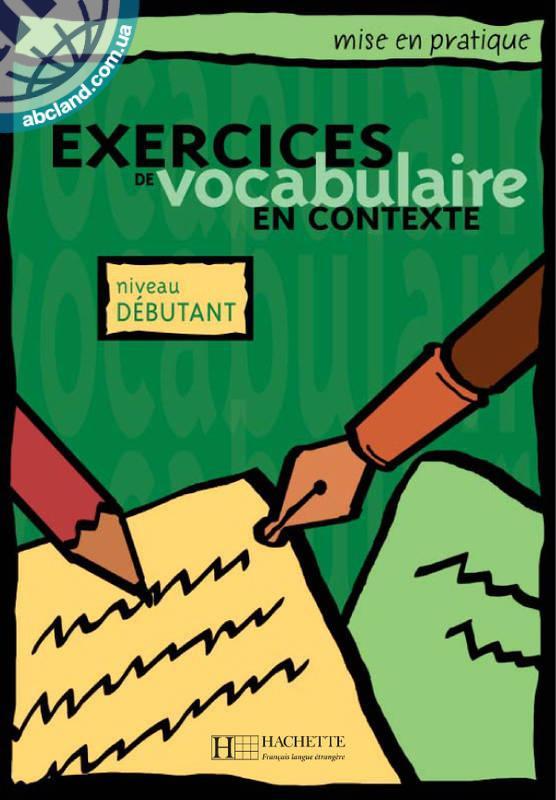 Vocabulaire - De'butant Livre