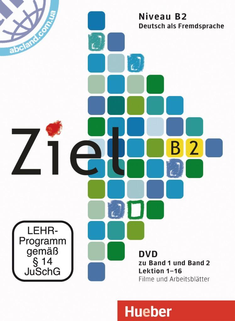 Ziel B2. DVD mit Arbeitsblättern