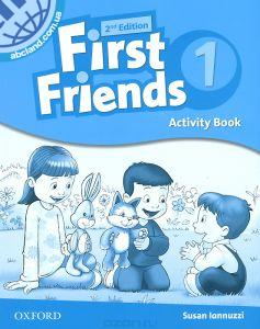 First Friends 2Ed 1 Activity Book