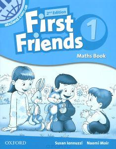 First Friends 2Ed 1 Maths Book