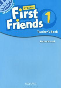 First Friends 2Ed 1 Teacher's Book
