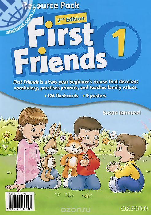 First Friends 2Ed 1 Teacher's Resource Pack