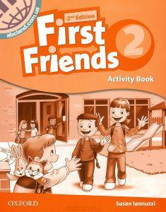 First Friends 2Ed 2 Activity Book