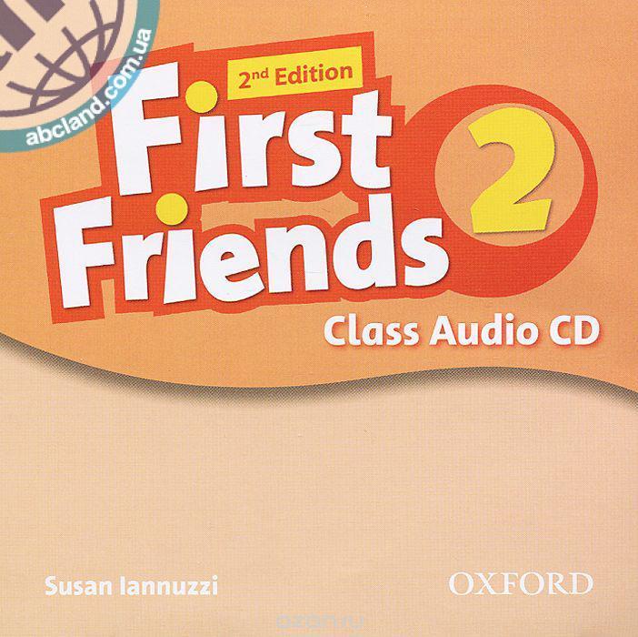 First Friends 2Ed 2 Class Audio CD