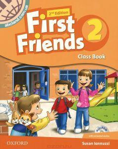 First Friends 2Ed 2 Class Book + MultiROM