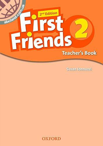 First Friends 2Ed 2 Teacher's Book