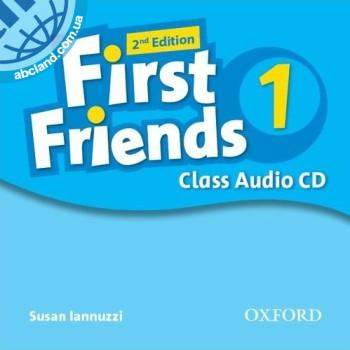 first-friends-1-second-edition-class-audio-cd