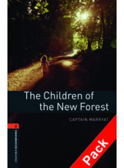 Children of New Forest Audio CD Pack