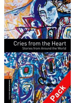 Cries from the Heart - Stories from Around the World Audio CD Pack