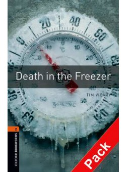 Death In The Freezer Audio CD Pack