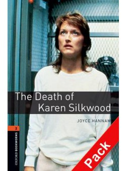 Death Karen Silkwood Audio CD Pack