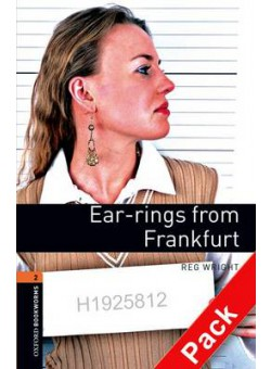 Earrings Frankfurt Audio CD Pack