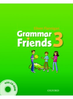 Grammar Friends 3 Student's Book with CD-ROM Pack