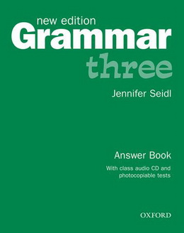 Grammar New Edition Three Pack (Answer Book and CD)