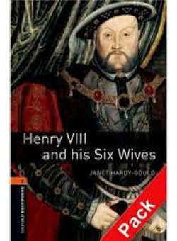 HENRY VIII & SIX WIVES Audio CD Pack