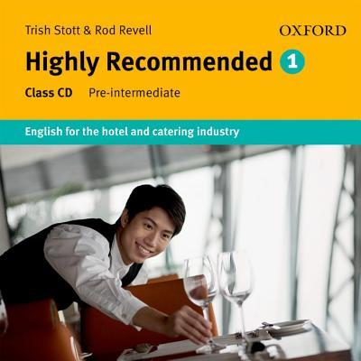 Highly Recommended New Edition Level 1 Class Audio CD (1)