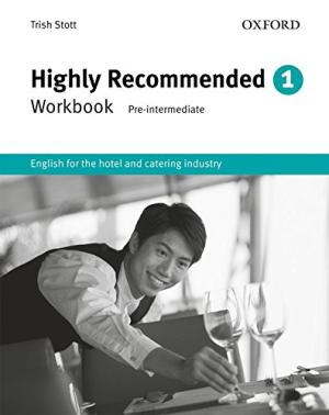 Highly Recommended New Edition Level 1 Workbook