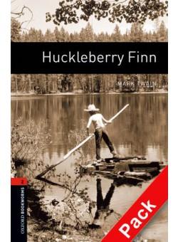Huckleberry Finn Audio CD Pack