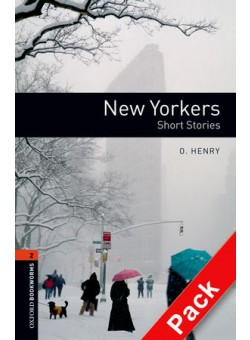 New Yorkers - Short Stories Audio CD Pack (British English)