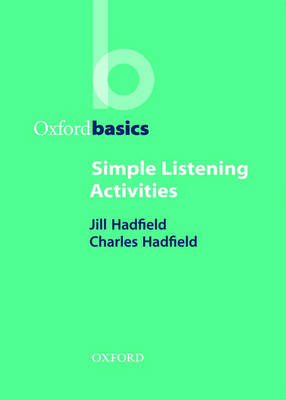 Oxford Basics Simple Listening Activities