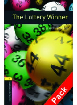 Oxford Bookworms Library 3Edition Level 1 Lottery Winner Audio CD Pack