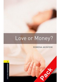 Oxford Bookworms Library 3Edition Level 1 Love or Money Audio CD Pack
