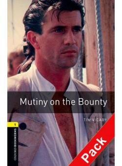Oxford Bookworms Library 3Edition Level 1 Mutiny on the Bounty Audio CD Pack