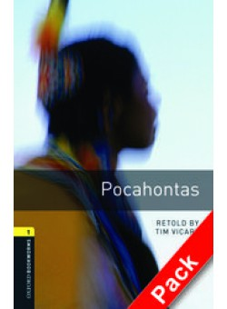 Oxford Bookworms Library 3Edition Level 1 Pocahontas Audio CD Pack