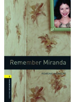 Oxford Bookworms Library 3Edition Level 1 Remember Miranda
