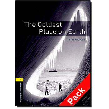 Oxford Bookworms Library 3Edition Level 1 The Coldest Place on Earth Audio CD Pack