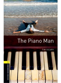 Oxford Bookworms Library 3Edition Level 1 The Piano Man Audio CD Pack