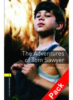Oxford Bookworms Library 3Edition Level 1 Tom Sawyer Audio CD Pack